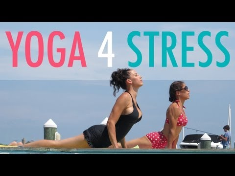 YOGA for STRESS & Weight Loss: Part 6 Strong & Slim by Summer - BEXLIFE
