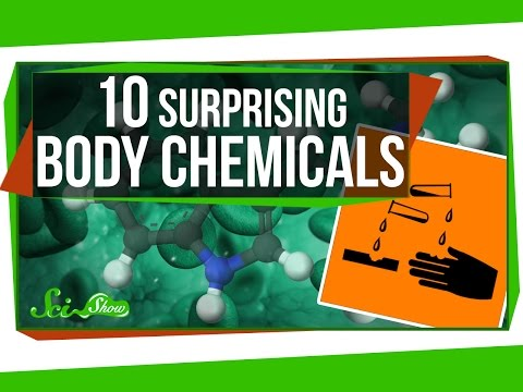 10 Surprising Chemicals Your Body Makes