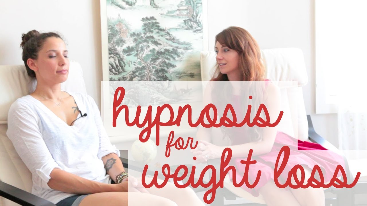hypnosis weight loss video