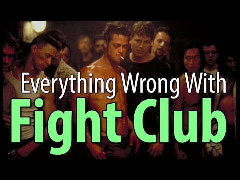 Everything Wrong With Fight Club In 11 Minutes Or Less