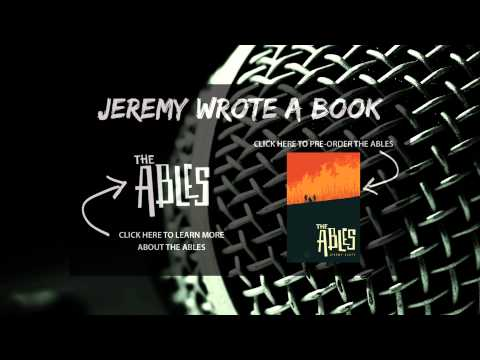 Jeremy Voiceover Outtakes & The Ables Audiobook