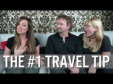 THE MOST IMPORTANT TRAVEL TIP w/ The Planet D