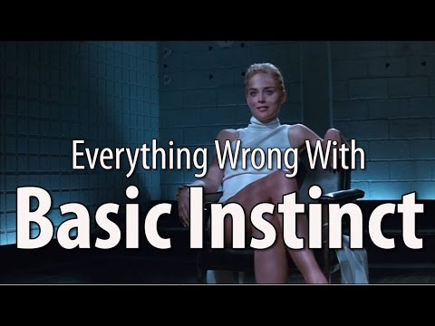 Everything Wrong With Basic Instinct In 15 Minutes Or Less