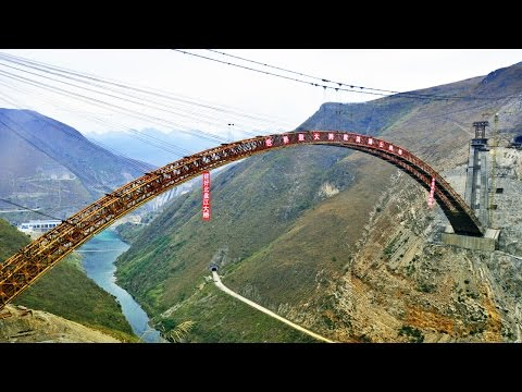 11 Dangerous Railway Bridges In The World