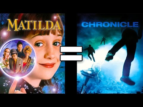 24 Reasons Matilda & Chronicle Are The Same Movie