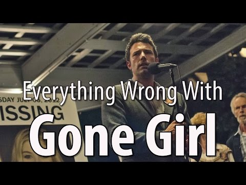 Everything Wrong With Gone Girl In 16 Minutes or Less