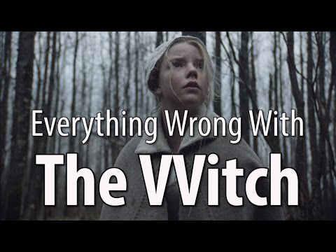 Everything Wrong With The Witch In 12 MInutes Or Less