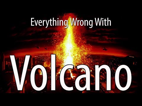 Everything Wrong With Volcano In 8 Minutes Or Less