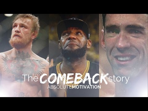 YOUR COMEBACK STORY - Motivational Video