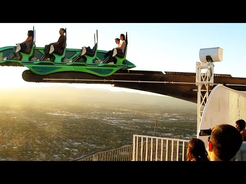 7 Most Extreme Roller Coasters In The World