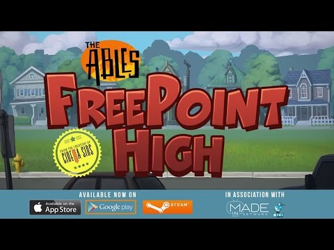 Everything Wrong With Freepoint High: The Ables Video Game
