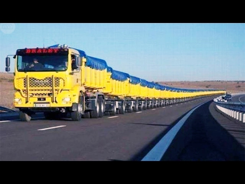 10 Longest Trucks In The World