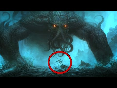 10 Terrifying Prehistoric Sea Monsters