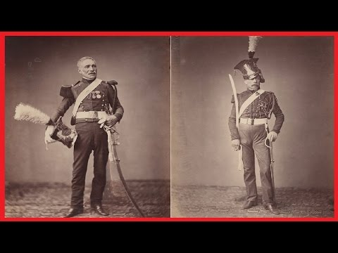15 ONLY SURVIVING PHOTOS OF VETERANS OF THE NAPOLEONIC WARS