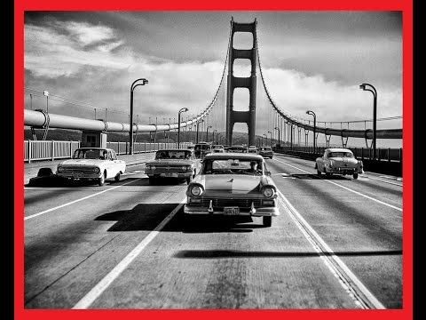 22 STUNNING PHOTOS OF SAN FRANCISCO IN THE 40'S AND 50'S