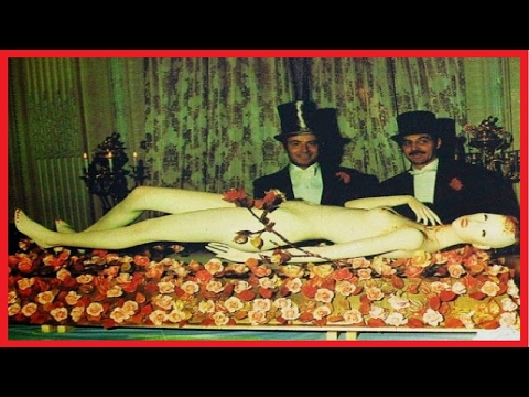 25 PHOTOS ROTHSCHILD ILLUMINATI PARTY 1972
