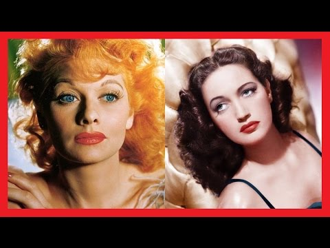 28 ACTRESSES FROM THE GOLDEN AGE OF HOLLYWOOD, #12 Is Disarmingly Beautiful