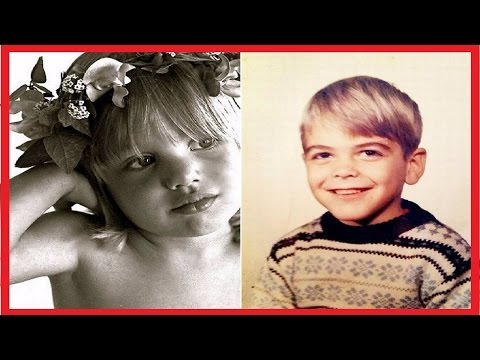 40 RARE PHOTOS OF CELEBRITIES WHEN THEY WERE KIDS