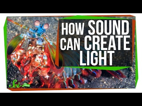 Sonoluminescence: When Sound Creates Light