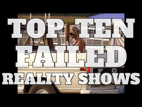 top 10 failed reality tv shows quickie 7tv net. Black Bedroom Furniture Sets. Home Design Ideas
