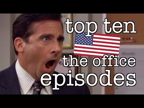 Top 10 The Office U.S. Episodes (Quickie)