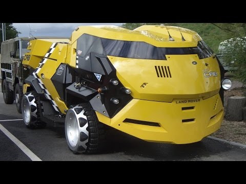 Vehicles You Won't Believe Are Real