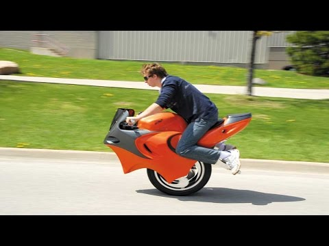 10 Motorcycles You Will Not Believe Exist