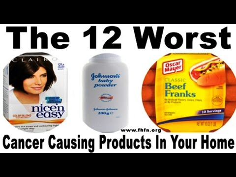 12 Things You Didn't Know Actually Cause Cancer