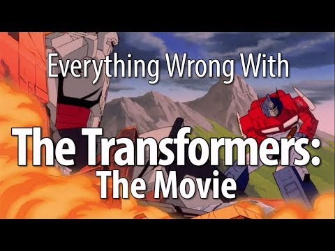 everything wrong with the transformers the movie 1986