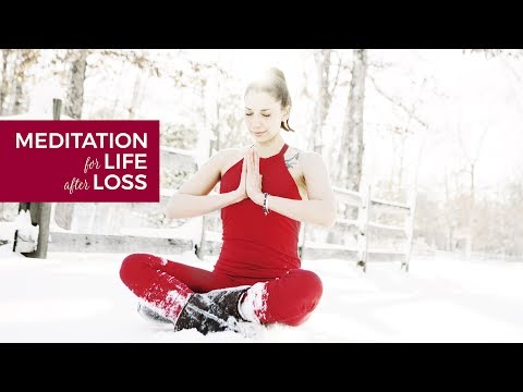 Meditation for Grief (Life After Loss) - How to Meditate for Beginners - BEXLIFE