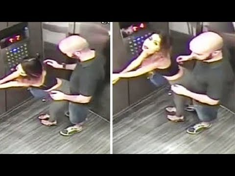 Weird Things Caught On Security Cameras