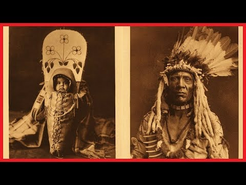 40 PORTRAITS OF NATIVE AMERICAN PEOPLES FROM THE EARLY 20TH CENTURY