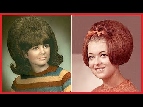 HAIRSTYLE THAT DEFINED THE 1960S