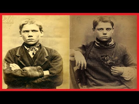 VICTORIAN CHILD CRIMINALS – 16 PHOTOS OF YOUNG PRISONERS IN NEWCASTLE 1871-73