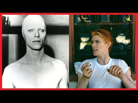 48 BEHIND-THE-SCENES PHOTOS OF DAVID BOWIE FILMING 'THE MAN WHO FELL TO EARTH' IN 1975