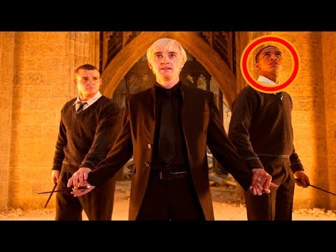 Details From Harry Potter That You've Never Noticed