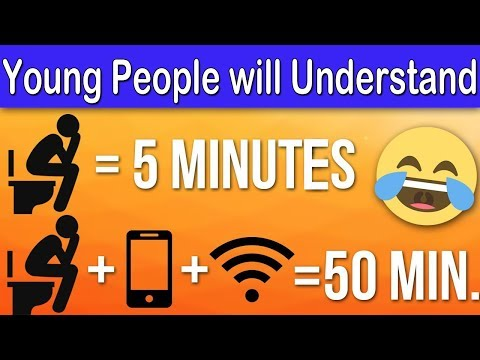 Things Only Young People Will Understand