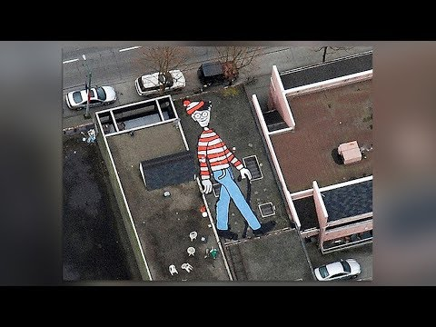 25 BIZARRE Discoveries On Google Earth