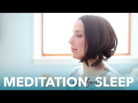 Meditation for Sleep and Deep Relaxation - How to Meditate for Beginners - BEXLIFE