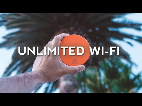 GET UNLIMITED WIFI WORLDWIDE | Skyroam Solis