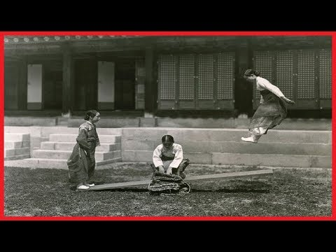 30 OLD PHOTOGRAPHS OF KOREA BEFORE THE NORTH SOUTH SPLIT