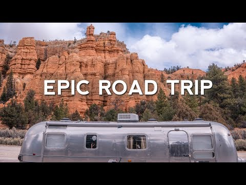 AIRSTREAM ROADTRIP | 5000km LA to TORONTO