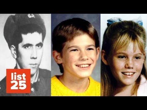 25 Missing People That Were Mysteriously FOUND ALIVE