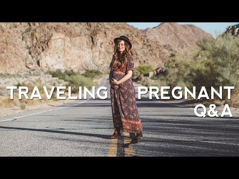 Tips for Traveling Pregnant | Q&A
