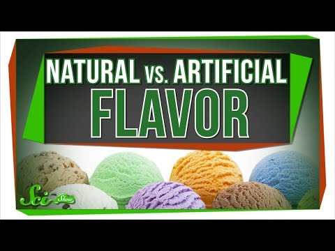 What Do 'Natural' and 'Artificial' Flavors Really Mean?
