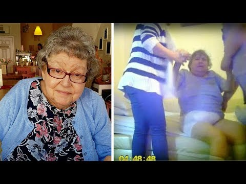 Daughters Hide Camera In Their Mother's Care Home What They Find Is Shocking