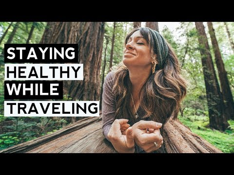 20 Tips for Staying Healthy While Traveling | 10+ Years of Not Getting Sick