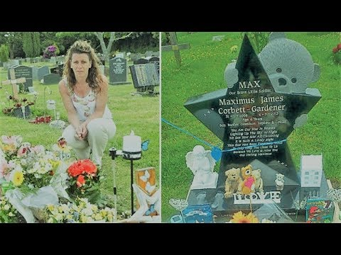 Locals Complained About Her 4-Year-Old's Headstone So Authorities Took Incredibly Heartless Action |