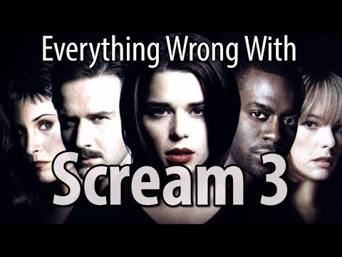 Everything Wrong With Scream 3 In 19 Minutes Or Less