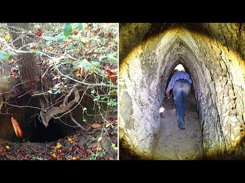 Explorers Stumble Upon A Weird Cave In The Forest That Gets Way Creepier The Deeper They Go